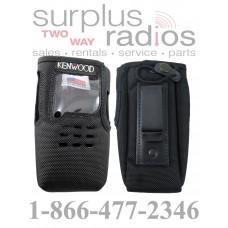 Kenwood KLH-149K nylon holster for non DTMF keypad models