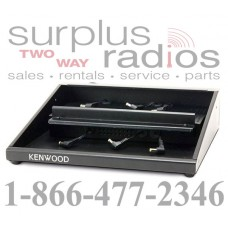 Kenwood KMB-28 six unit charging base with power supply for KSC-35S chargers TK3400 TK2400 TK2402 TK2300
