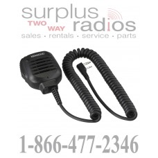 Kenwood KMC-45 speaker microphone with swivel belt clip for TKTK2402 TK3402 TK2312 TK3312 NX220 NX320 NX240