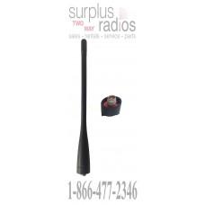 Kenwood KRA-27 whip UHF 440-490mhz antenna for TK3180 TK-3170 NX300 NX320 TK3360