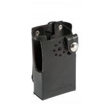 Vertex leather holster with belt loop