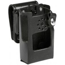 Vertex leather holster with swivel mount belt loop
