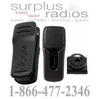 Icom MB-93 belt clip for F70DT F4163T/S, F33GT/GS, F4021T/S, F4023T/S, F4011, F14/S, F24/S, F43TR