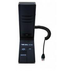 Vertex desktop base station push to talk microphone
