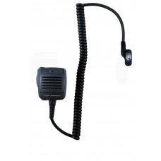 Vertex heavy duty submersible intrinsically safe noise cancel remote speaker microphone