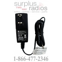 Motorola NNTN4077A 10-hour wall charger for XTN and CP100 Motorola radios