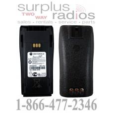 Motorola NNTN4497CR high capacity 2250mAh Li-Ion battery for CP200XL CP150 PR400 CP200