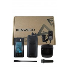 Kenwood NX340UK Nexedge digital/analog UHF 450-520mhz 5 watt 32 channels with 2 zones