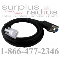 Hyt PC21 programming cable for analog mobile radios TM600 TM610 TM628 TM800 TR800 TR50