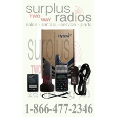Hytera PD362UC - 3W, 256C UHF430-470MHz DMR Digital Two-Way Radio