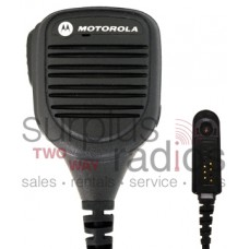 Motorola PMMN4039A remote speaker microphone with noise canceling FM approved for HT750 HT1250