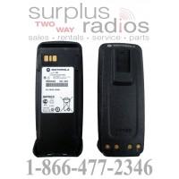 Motorola PMNN4066A Impres li-ion 1500 mAh submersible IP57 battery for XPR6550 XPR6350 XPR6300