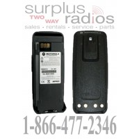 Motorola PMNN4077C li-ion battery for Trbo series XPR6550 XPR6350 XPR6300