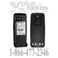 Motorola PMNN4077C li-ion battery for Trbo series XPR6550 XPR6350 XPR6300