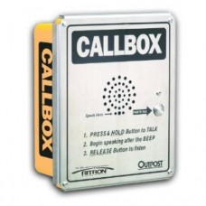 Ritron RQX-451-XT UHF heavy duty tamper resistant outpost callbox