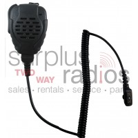 Pryme SPM-2155 Trooper H.D. remote speaker microphone w/replaceable cable for Hytera DMR radios
