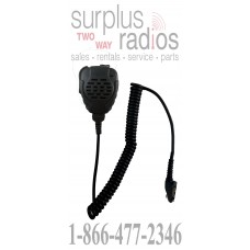Pryme SPM-2210 S8 Trooper II remote speaker microphone with 3.5mm audio jack