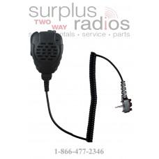 Pryme SPM-2222S Trooper rugged heavy duty water resistant remote speaker microphone with 3.5mm audio jack