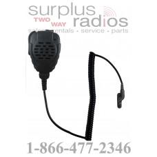 Pryme SPM-2232 Trooper multi-pin rugged heavy duty water resistant remote speaker microphone with 3.5mm audio jack