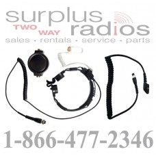 Pryme SPM-1522S Y4 GLADIATOR™ Dual Element Hard Collar Throat Microphone