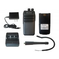 SRcommunications SR-D1V VHF136-174MHz 256Ch 5W digital/analog DMR portable radio