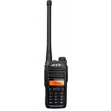 HYT TC-580U 5W 256CH UHF 400-470MHZ radio DTMF police ham fire EMS security