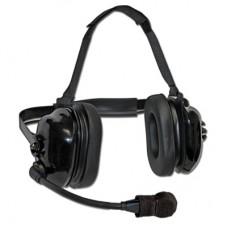Klein Titan-Dual-Comm titan headset with two connection ports