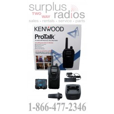 ProTalk XLS TK-3230 UHF 1.5 watt 6 channel BRS radio