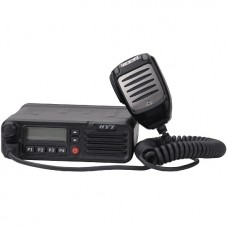 HYT TM-628H-U 45 watt 128 channel UHF 400-470mhz mobile radio