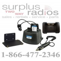 Power Products TWC1M + TWP-MT13A Vehicle Charger for Motorola XTS2500 XTS5000 XTS3000 PR1500 MT1500 XTS1500 and more