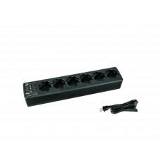 Vertex Standard VAC-6066 6-Unit Multi-Charger for EVX-S24 Radio XUAAM36X001
