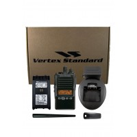Vertex VX-354-AD0B-5 VHF 134-174mhz 5 watt 16 channel portable radio
