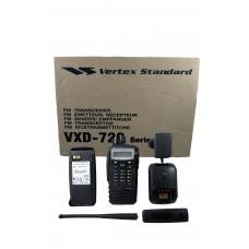 Vertex VXD-720-G6-4 UHF 400-470 mhz 4 watt 512 channels portable radio