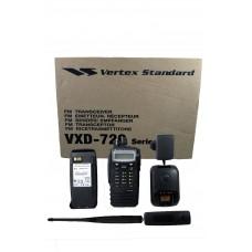 Vertex VXD-720-D0-5 VHF 400-470 mhz 4 watt 512 channels