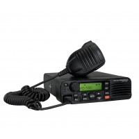 Vertex VXD-7200-D0-45 series VHF 136-174mhz 45 watt 512 channel analog/digital mobile radio