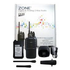 Blackbox Zone-U 4W 32CH 400-470MHZ UHF DMR digital & analog two way Radio