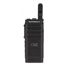 Motorola SL300 UHF 403-470mhz 99 channel 3 watt digital radio with Display AAH88QCP9JA2AN