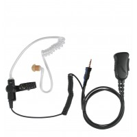 Pryme Mirage SPM-1342 Earpiece Mic for Vertex Standard VX-120 127 170 177 6R 7R