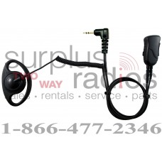 Pryme SPM-1263 Defender series medium duty 2 wire D ring headset