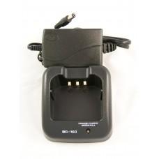 6 Unit Bank Charger ICOM BP232 F4011 F3011 F3161 F4161 F3021 F4021 F3031S F4031S